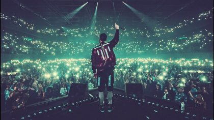 Video – Don Diablo rindió tributo a Avicii en Tomorrowland