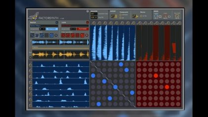 Video – Factorsynth trae la inteligencia artificial a Ableton