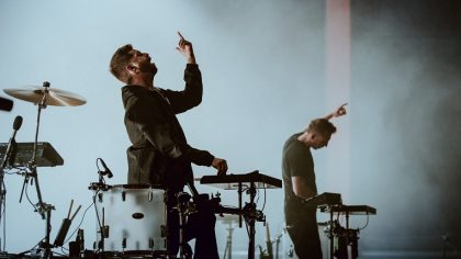 ODESZA no regresará a Red Rocks para el 2019