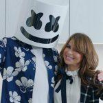 Video – Marshmello lanza video de cocina con Paula Abdul