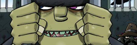 Murdoc el bajista de Gorillaz sigue en la cárcel pero puedes hablar con él