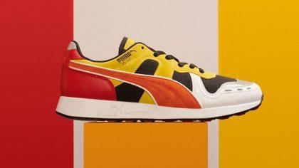 Roland y Puma lanzan zapatos inspirados en la 808