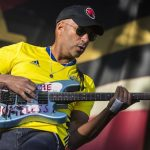 "Tom Morello con Knife Party y Bassnectar en su nuevo álbum ""The Atlas Underground"""