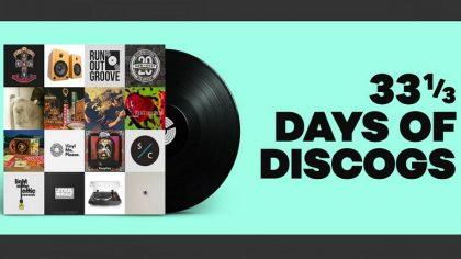 Discogs lanza 34 días de regalos