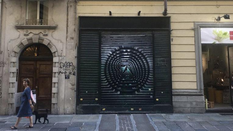 Aphex Twin Turin