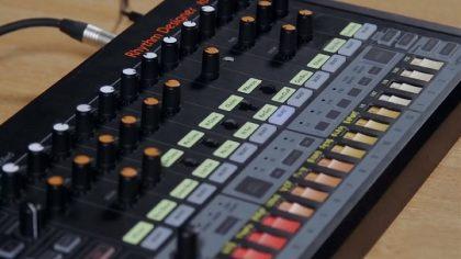 Video – Behringer RD-808 un clon de la icónica caja de ritmos de Roland