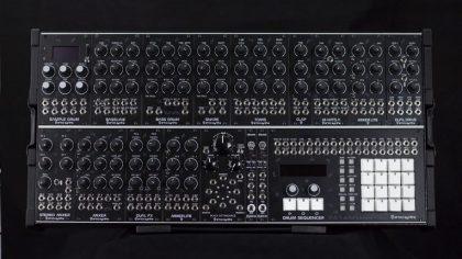 El Techno System de Erica Synths es un Groovebox modular costoso