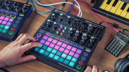 Video – Novation actualiza su sintetizador Mono Station