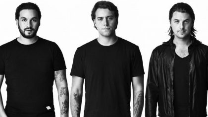 Steve Angello anunció que Swedish House Mafia regresaría al estudio