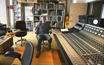 Adam Yauch studio