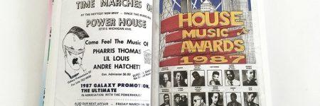 La historia visual de Chicago House en un libro