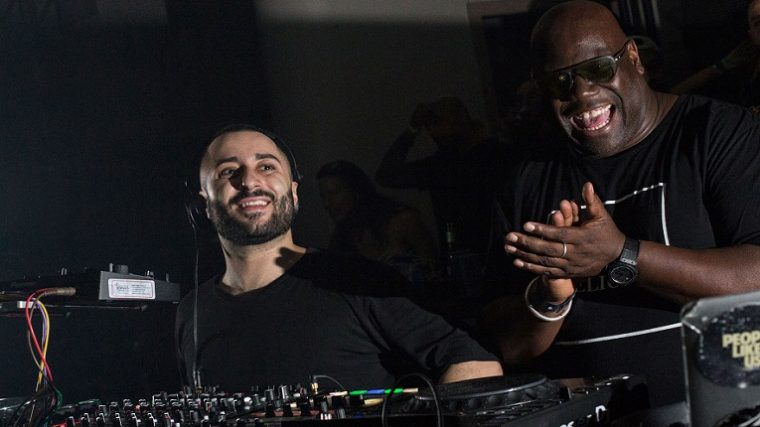 Audio – Carl Cox b2b Joseph Capriati en Burning Man