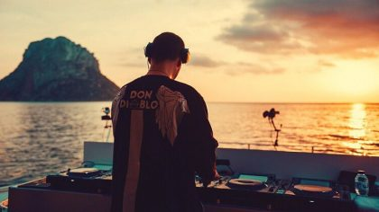 Video – Don Diablo presenta un set épico en crucero en Ibiza