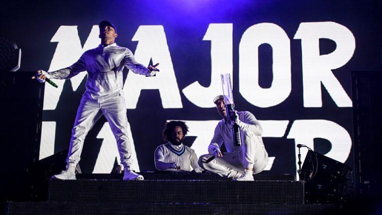 Major Lazer anuncia nueva música todo el mes