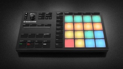 Native Instruments presenta Maschine Mikro mkIII
