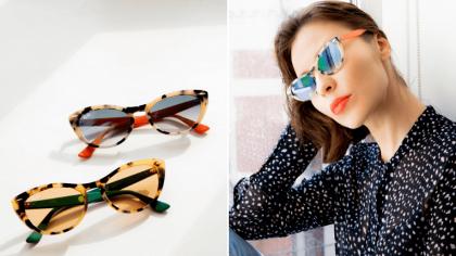 Video – Nina Kraviz diseña colección para Ray-Ban