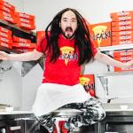 Steve Aoki planea expandir su restaurante «Pizzaoki»