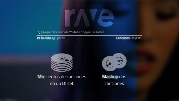 Este sitio web utiliza inteligencia artificial para crear tus propias mezclas y mash-ups