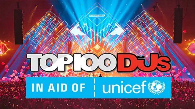 DJs líderes colaboran en subasta benéfica para UNICEF