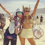 En fotos – Burning Man el festival mas loco extravagante del mundo