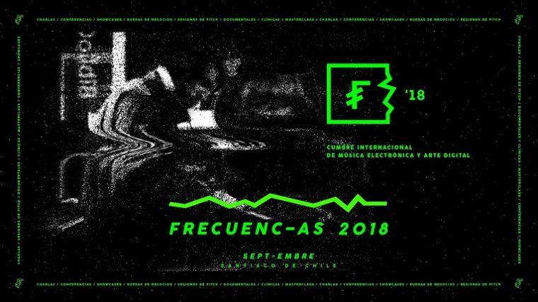 Estos son los confirmados para el festival Frecuencias 2018