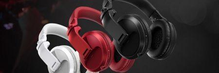 PIONEER DJ LANZA LOS X5BT AUDÍFONOS DE DJ CON BLUETOOTH
