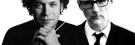 Moby y Gustavo Dudamel se presentaron en Los Ángeles