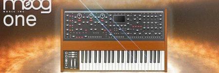 Moog ha lanzado su primer sinte polifónico en 30 años