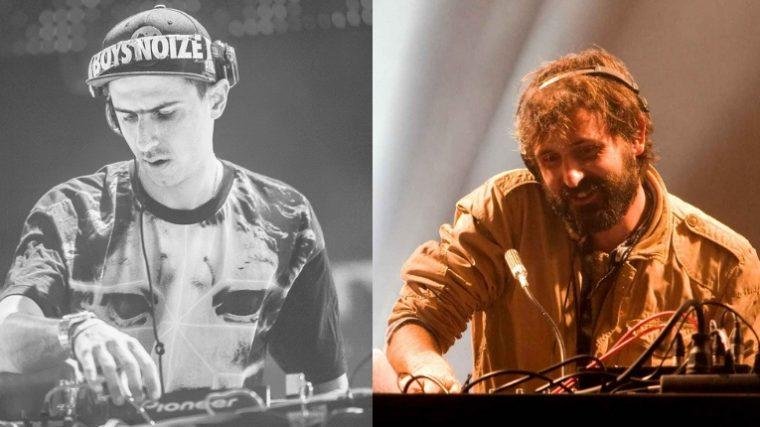«Handbraeke», el nuevo proyecto de Boys NoizeyMr. Oizo