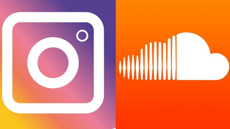 Comparte tus tracks favoritos de SoundCloud en tus Instagram stories