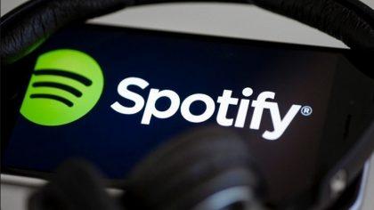 Las acciones de Spotify cayeron dramáticamente en octubre