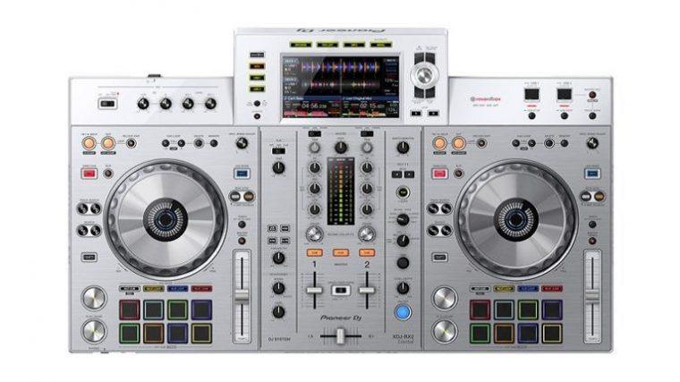 Pioneer DJ lanza edición especial del XDJ-RX2 en blanco