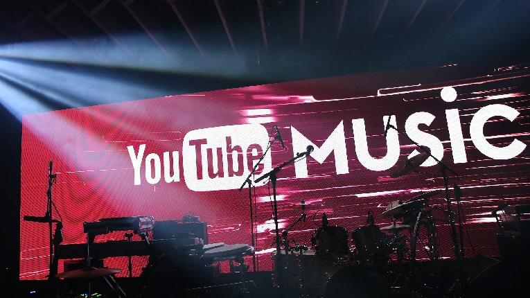 Ahora puedes comprar entradas para conciertos desde YouTube