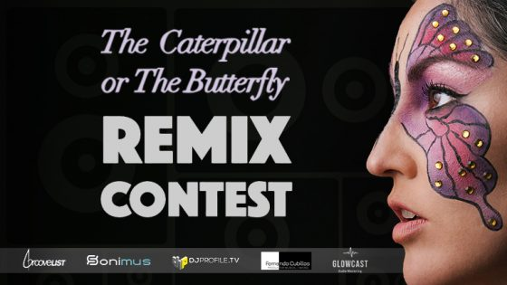 REMIX CONTEST – «THE CATERPILLAR OR THE BUTTERFLY»