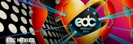 Conoce el cartel del EDC México