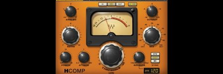 Descarga Gratis – El plugin H-Comp de Waves