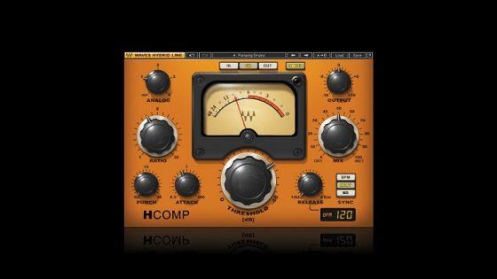 Descarga Gratis – El plugin H-Comp de Waves