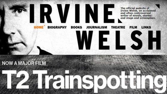 El autor de Trainspotting lanzará un álbum de acid house