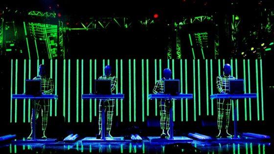 Kraftwerk cerrará el Bluedot Festival en Reino Unido