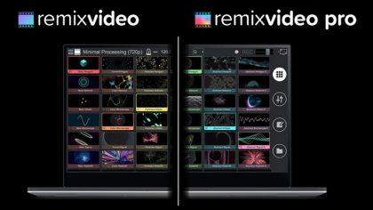 Mixvibes anuncia nuevas versiones de Remixvideo y Remixvideo Pro