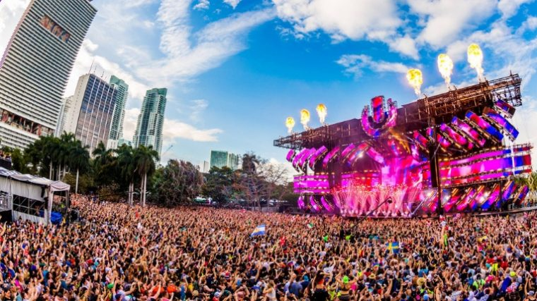 Residentes de Virginia Key protestan contra el Ultra Music Festival