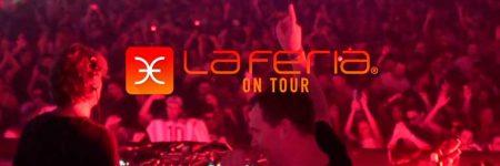 La Feria On Tour cierra su cartel de 5 fechas este verano con Adam Beyer y Sasha