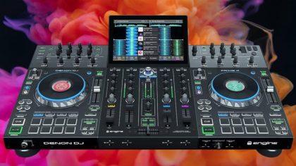 PRIME 4, EL NUEVO CONTROLADOR STANDALONE DE DENON DJ