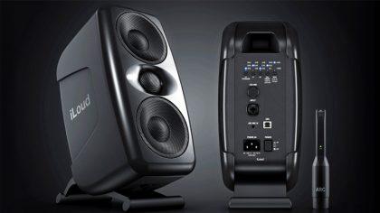 Los monitores iLoud MTM ajustan su sonido según su espacio de escucha