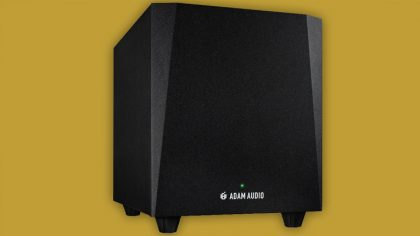 ADAM AUDIO LANZA SUBWOOFER ASEQUIBLE PARA HOMESTUDIO