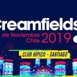 Creamfields Chile 2019 ya tiene fecha y anuncia primera preventa de entradas.