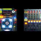 VIRGIL ABLOH DISEÑA CDJ Y MIXER TRANSPARENTE PARA PIONEER DJ