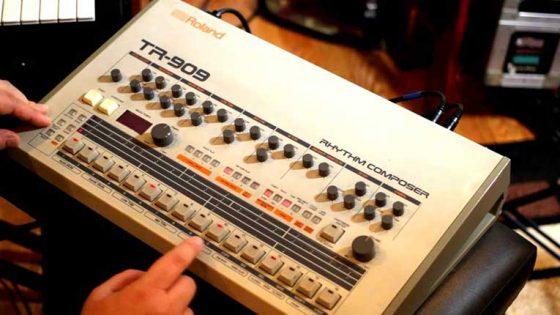 909 Drums: un Live Pack de Ableton gratis inspirado en el legendario drum machine