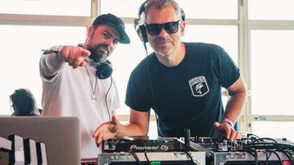 STANTON WARRIORS COMPARTEN DJ TIPS DURANTE ENTREVISTA