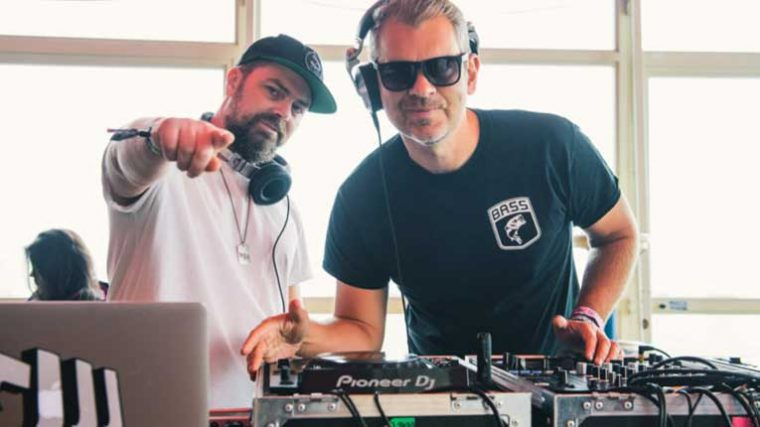 STANTON WARRIORS COMPARTEN DJ TIPS DURANTE ENTREVISTA